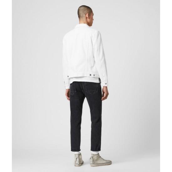 Allsaints En Solde Whitby Denim Jacket