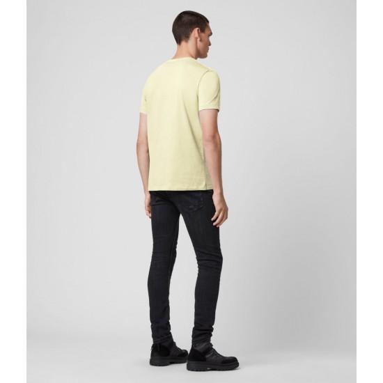 Allsaints En Solde T-Shirt Col V Tonic