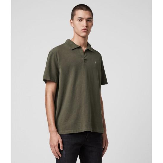 Allsaints En Solde Ryker Polo Shirt
