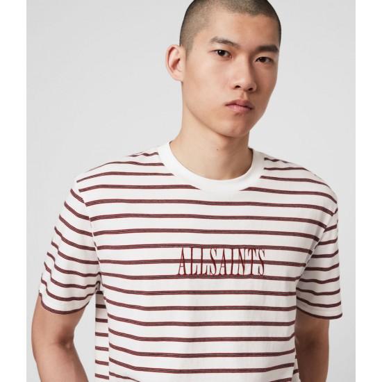 Allsaints En Solde Rafles Crew T-Shirt