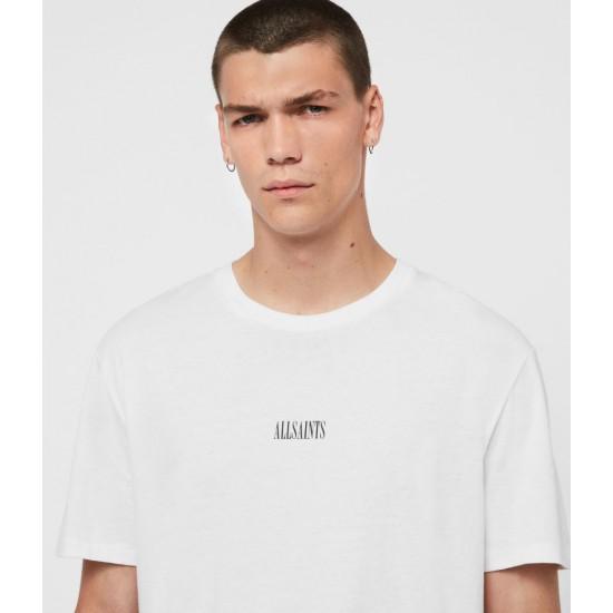 Allsaints En Solde T-Shirt à Manches Courtes State