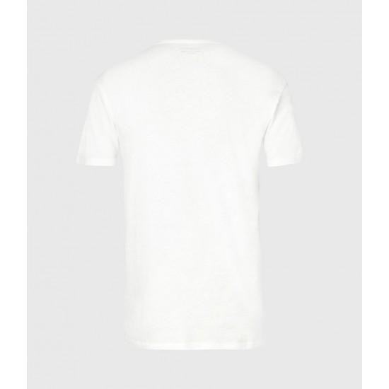 Allsaints En Solde State Figure Crew T-Shirt