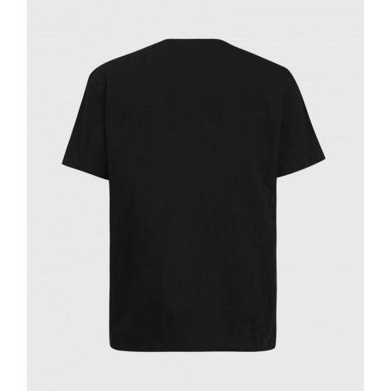 Allsaints En Solde Scripture Crew T-Shirt