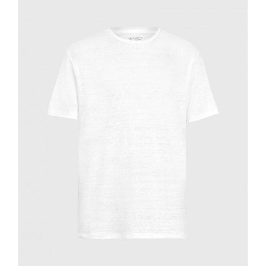 Allsaints En Solde T-Shirt en Lin Avery