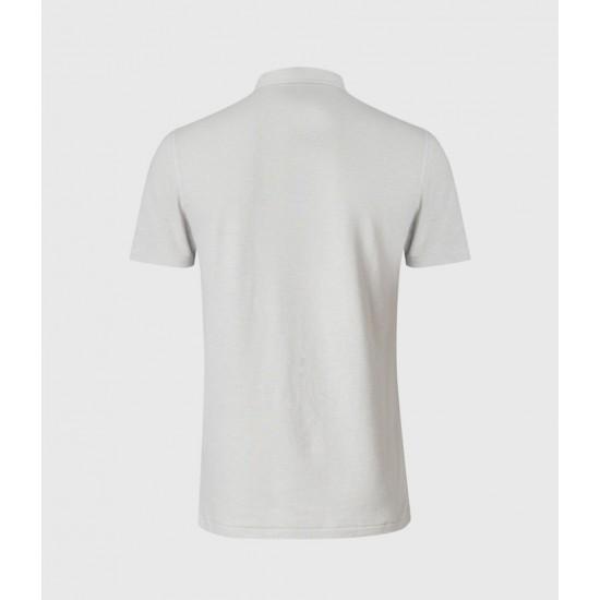 Allsaints En Solde Hemp Polo Shirt