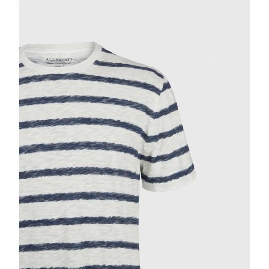 Allsaints En Solde T-Shirt en Coton Rosebowl