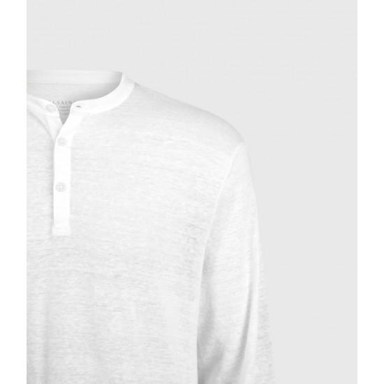 Allsaints En Solde Avery Henley T-Shirt