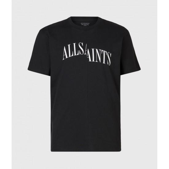 Allsaints En Solde T-Shirt Dropout
