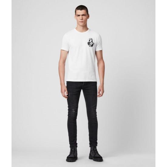 Allsaints En Solde Mother Crew T-Shirt