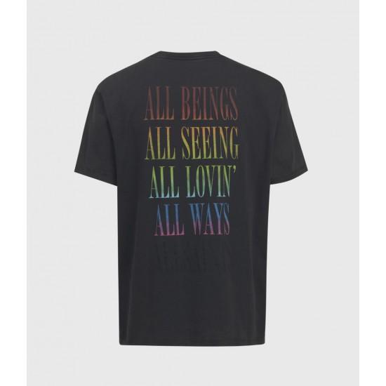 Allsaints En Solde T-Shirt Proud