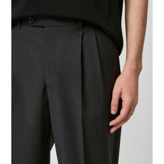 Allsaints En Solde Pantalon à Pinces Portman