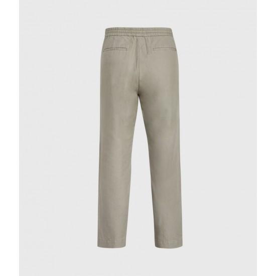 Allsaints En Solde Pantalon en Lin Luckett