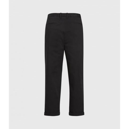 Allsaints En Solde Kali Cropped Straight Trousers
