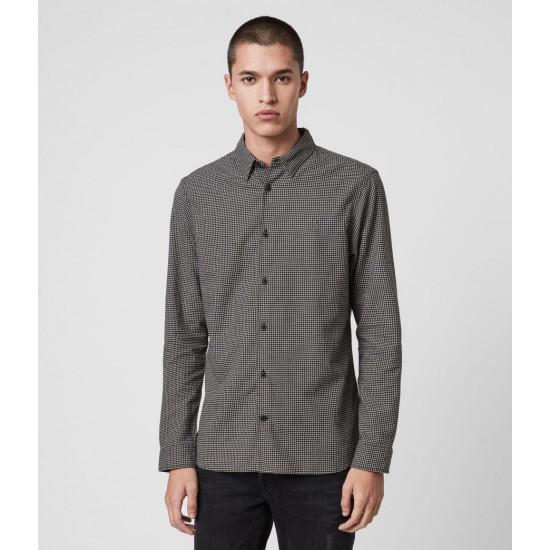 Allsaints En Solde Vander Shirt