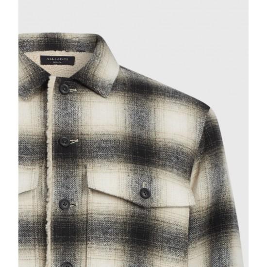Allsaints En Solde Lewes Shirt
