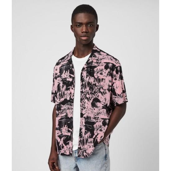 Allsaints En Solde Awa Shirt