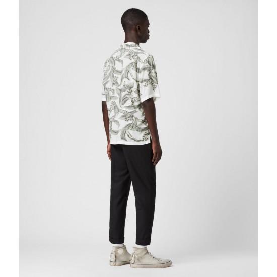 Allsaints En Solde Diego Shirt
