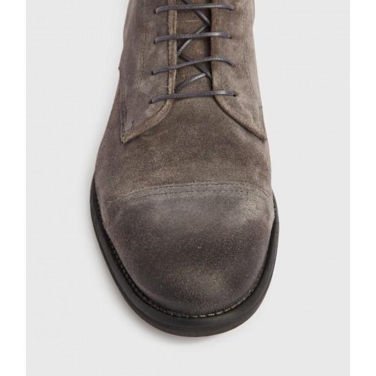Allsaints En Solde Harland Suede Boots
