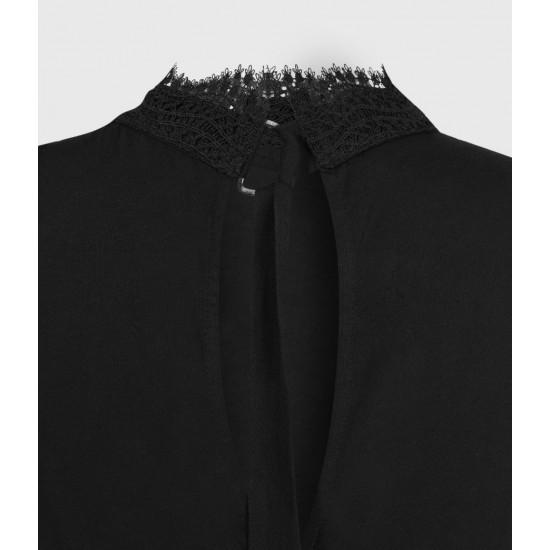 Allsaints En Solde Robe Longue Tier