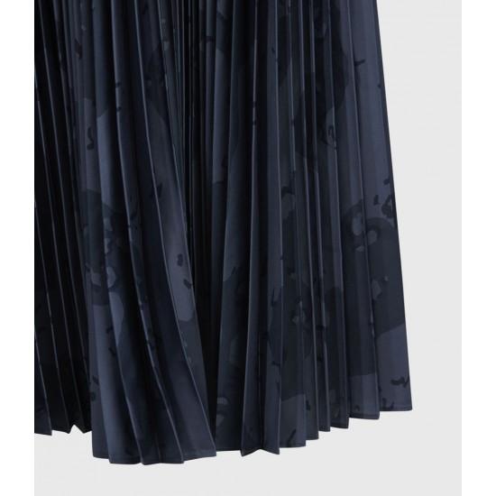 Allsaints En Solde Lera Acoustic 2-In-1 Dress