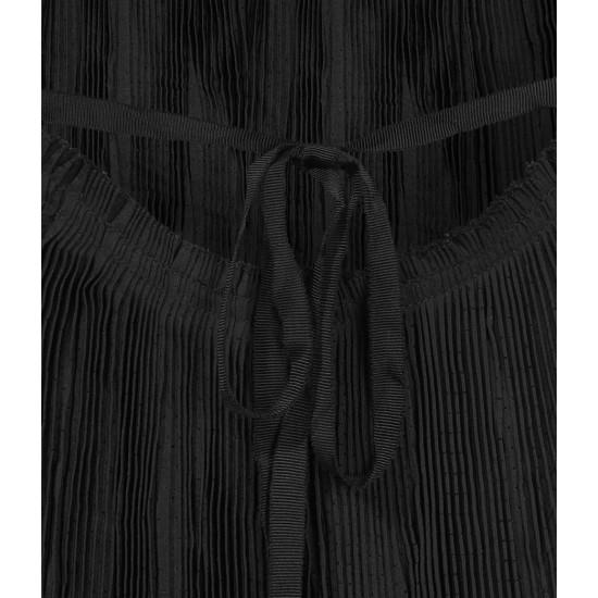 Allsaints En Solde Robe Plissée Romey