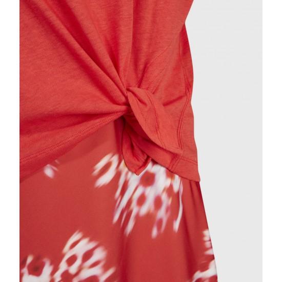 Allsaints En Solde Robe 2-en-1 Lenni Jasmine