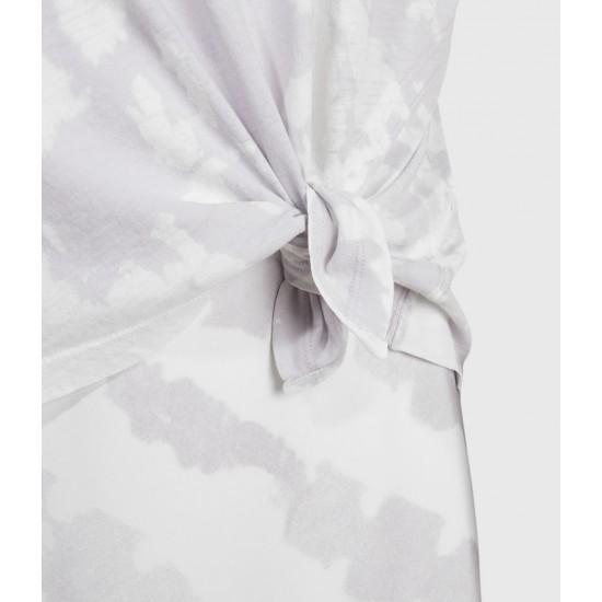 Allsaints En Solde Robe 2-en-1 Tie & Dye Knot