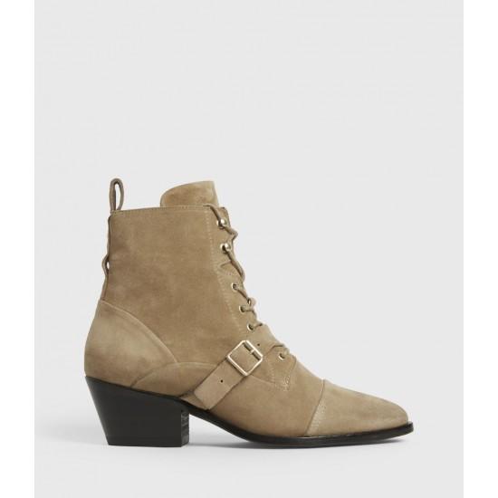 Allsaints En Solde Katy Suede Boots