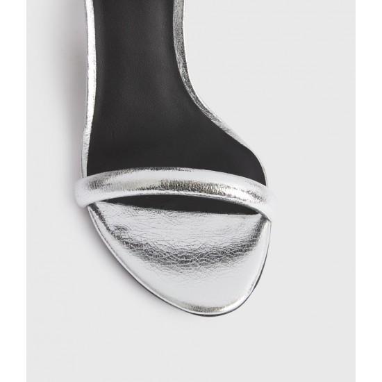 Allsaints En Solde Avia Leather Sandals