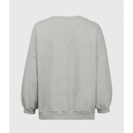Allsaints En Solde Stamp Storn Sweatshirt