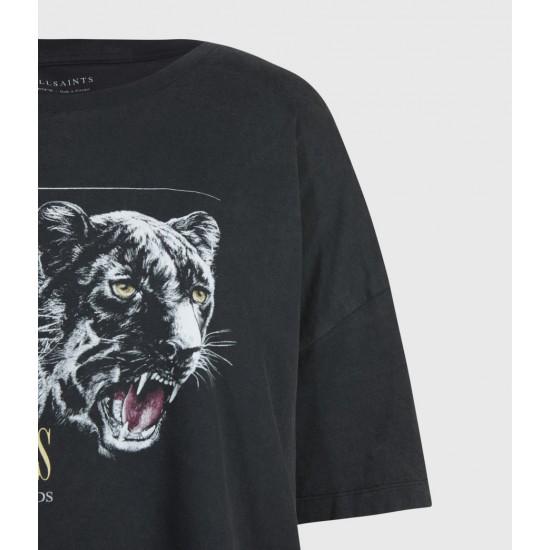 Allsaints En Solde Panthera Cori T-Shirt