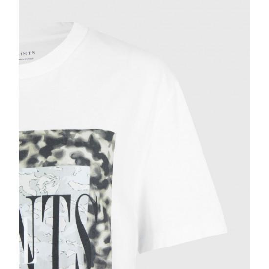 Allsaints En Solde Tortell Boyfriend T-Shirt