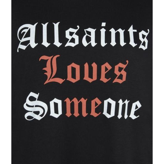 Allsaints En Solde Amie Boyfriend T-Shirt