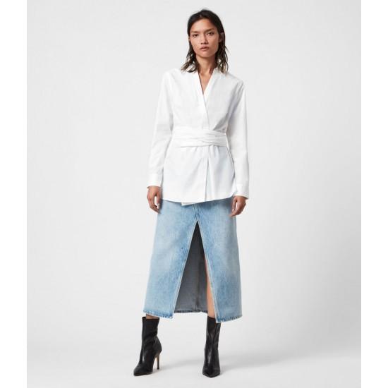 Allsaints En Solde Alicia Shirt