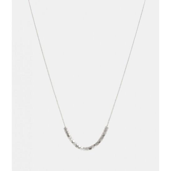 Allsaints En Solde Amur Silver-Tone Necklace
