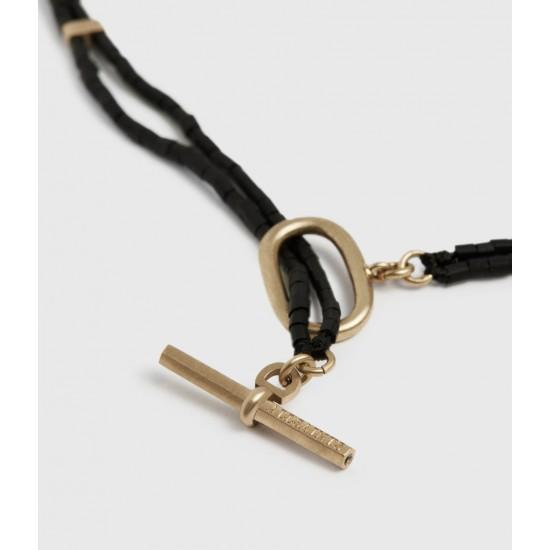 Allsaints En Solde Lena Beaded Necklace