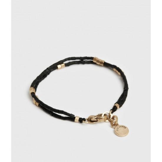 Allsaints En Solde Tagus Beaded Bracelet
