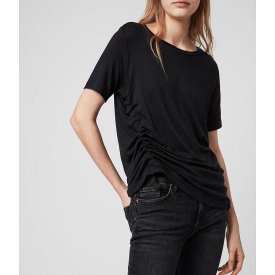 Allsaints En Solde T-Shirt à Manches Courtes Ryder Lux