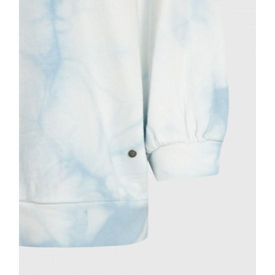 Allsaints En Solde Sweat Tie & Dye Storn