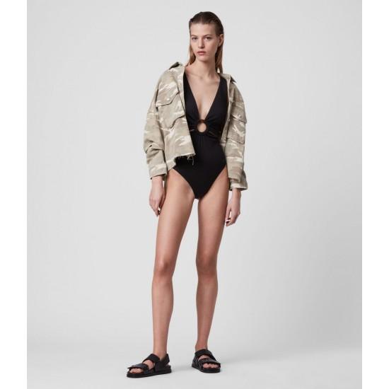 Allsaints En Solde May Swimsuit
