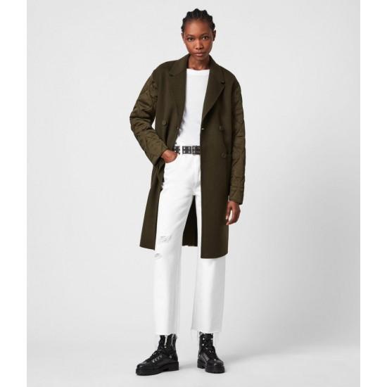 Allsaints En Solde Florence Coat