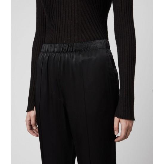 Allsaints En Solde Liana Mid-Rise Trousers