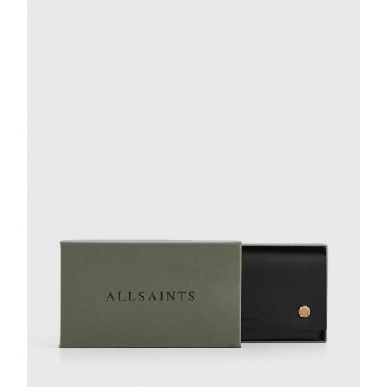 Allsaints En Solde Portefeuille 2-en-1 Albert