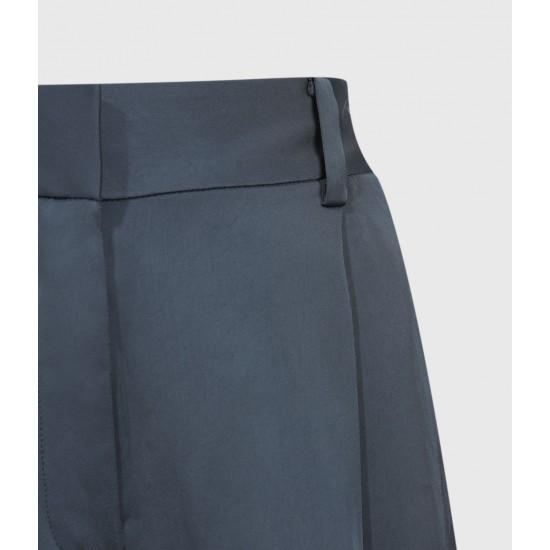 Allsaints En Solde Short Taille Haute Rafaella