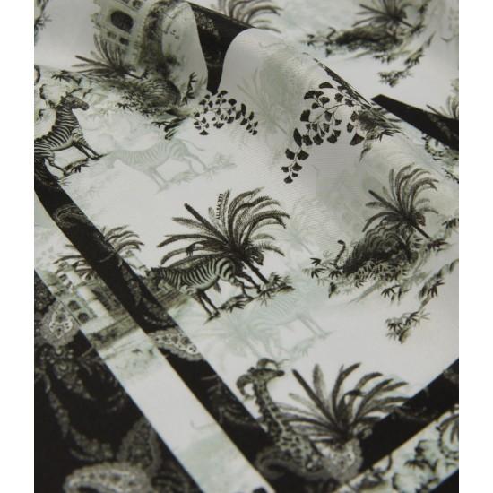 Allsaints En Solde Tajpur Silk Bandana