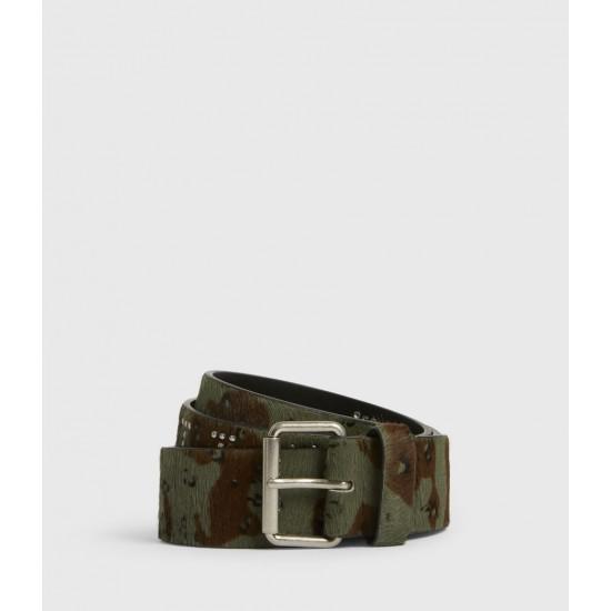 Allsaints En Solde Laia Leather Belt